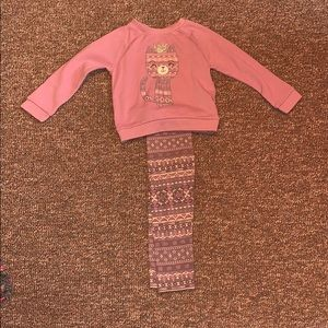 Other - Girls 2T matching set